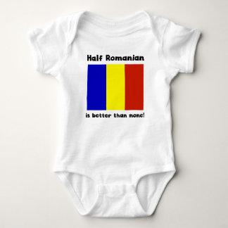 Half Romanian Baby Bodysuit