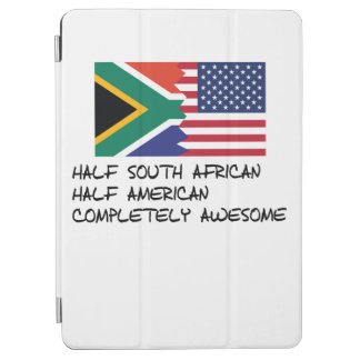 Half South African Completely Awesome iPad Air Cover