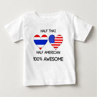 Half Thai Half American Baby T-Shirt