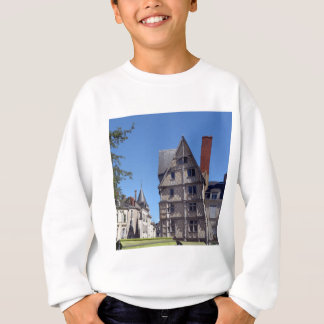 Half-timbered house in Angers Sweatshirt