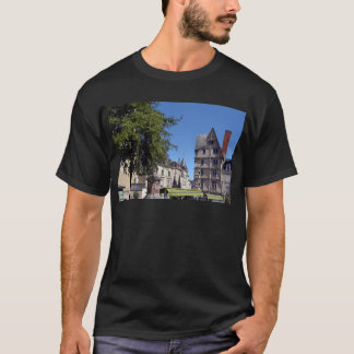 Half-timbered house in Angers T-Shirt