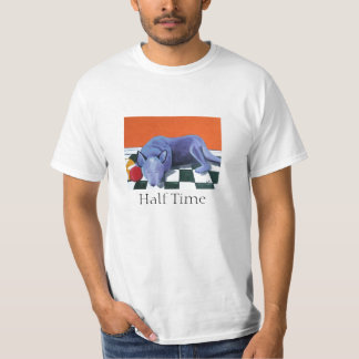 Half Time Tee Shirts