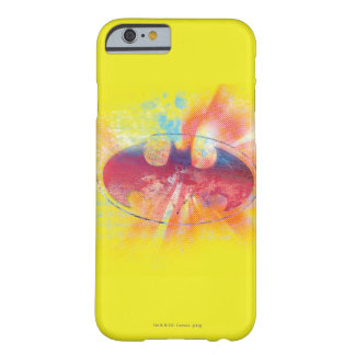 Half-Tone Dot Bat Symbol Barely There iPhone 6 Case