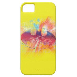 Half-Tone Dot Bat Symbol iPhone 5/5S Cases