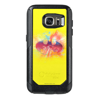 Half-Tone Dot Bat Symbol OtterBox Samsung Galaxy S7 Case