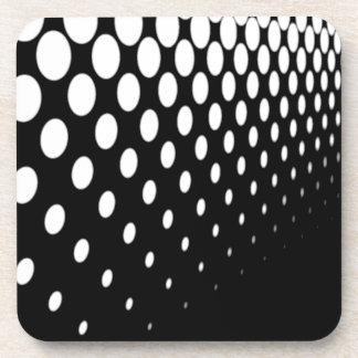 Half Tone Perspective Coaster