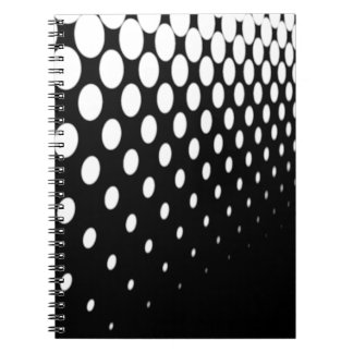 Half Tone Perspective Notebook