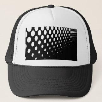 Half Tone Perspective Trucker Hat