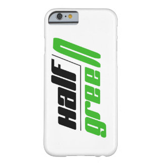 Halfgreen Design Barely There iPhone 6 Case