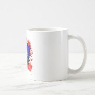 Halftone Comic Exclamation Coffee Mug