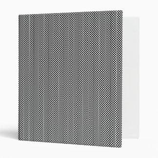 Halftone screen - Black Vinyl Binder