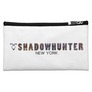 Halftone Shadowhunter Design Makeup Bags