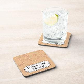 Halftone | Zen Drink Coaster