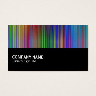 Halfway 026 - Spectrum Curtain Business Card
