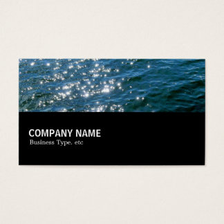 Halfway 04 - Sparkling Water Business Card
