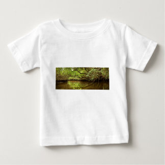 Halfway Creek at Low Tide Baby T-Shirt
