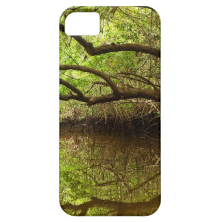 Halfway Creek at Low Tide iPhone 5 Cover