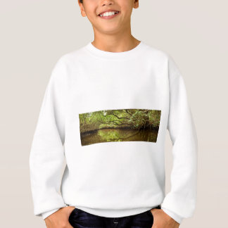 Halfway Creek at Low Tide Sweatshirt