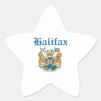 halifax Canada designs Star Sticker