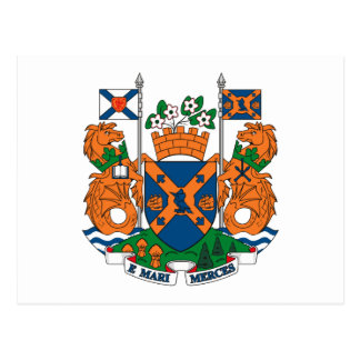 Halifax Coat of Arms Postcard