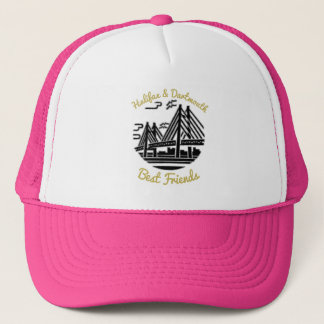 Halifax & Dartmouth Best friends buds trucker hat