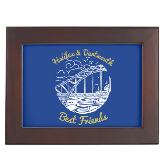 Halifax Dartmouth best friends memory picture box