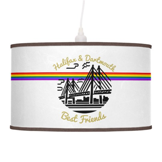Halifax Dartmouth N.S. best friends lamp