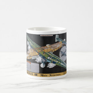 Halifax III Main Structure Coffee Mug