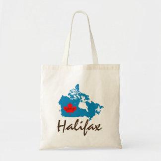 Halifax Nova Scotia Customize Canada Province bag