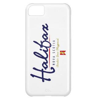 Halifax Script iPhone 5C Cover