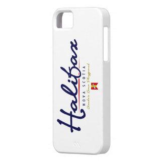 Halifax Script iPhone 5 Covers
