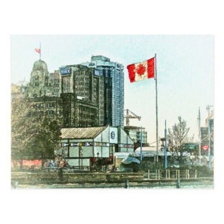 Halifax Waterfront Museum  by Shawna Mac Postcard