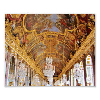 Hall of Mirrors, Versailles Photo Print