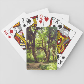 Hall of Moss playing cards