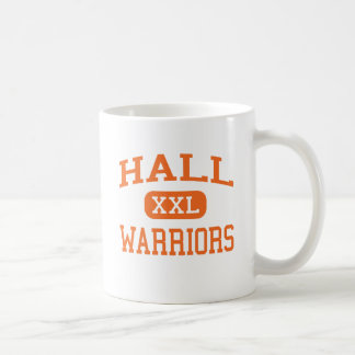 Hall - Warriors - High - Little Rock Arkansas Coffee Mug