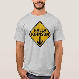 Halla Johnson T-Shirt