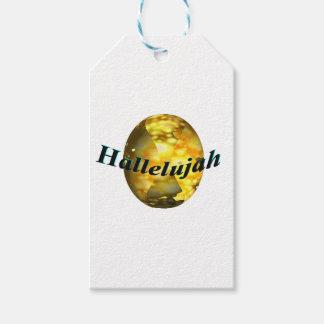 Hallelujah Gift Tags