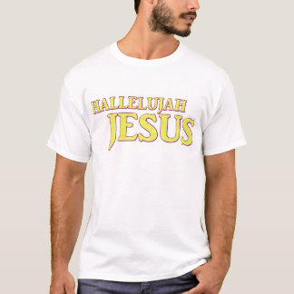 Hallelujah Jesus T-Shirt