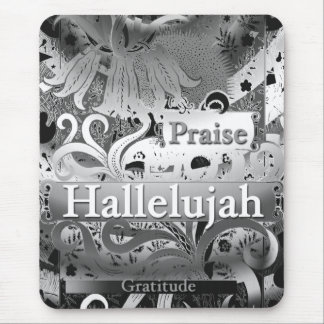 Hallelujah Mouse Pad