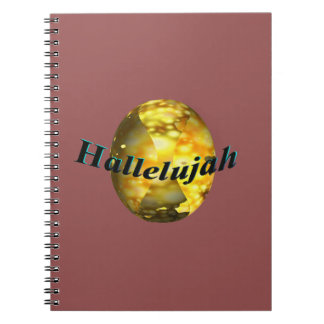 Hallelujah Notebooks