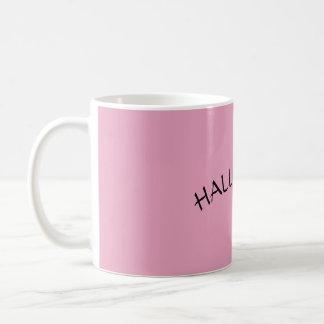 Hallelujah Pink Coffee Mug
