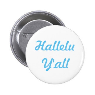 HalleluY'all Button