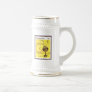 Halleys Comet Inner Planets Coffee Mug