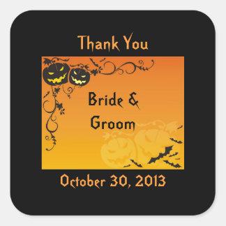 Hallo-Wedding Stickers