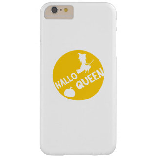 HalloQueen Halloween Witch Funny  Halloween 2017 Barely There iPhone 6 Plus Case