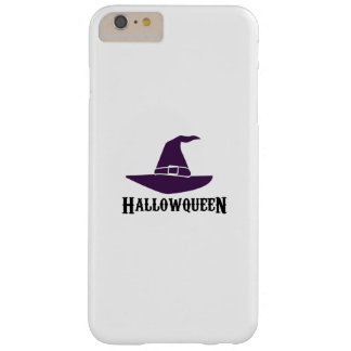 HalloQueen Halloween Witch Funny  men women Barely There iPhone 6 Plus Case
