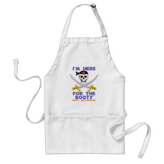 Hallowe en-here for the booty aprons
