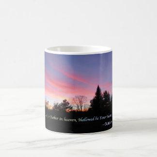 Hallowed be your name coffee mug