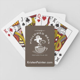 Hallowed Bean Playing Cards