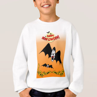 Hallowee, trick or treat sweatshirt